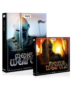 Sound Ideas Boom Library Medieval Weapons
