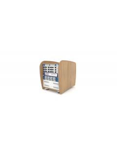 AKA Design ProLite 12U rack profile
