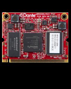 Avid Pro Tools MTRX 64 Kanal IP Audio Dante Modul