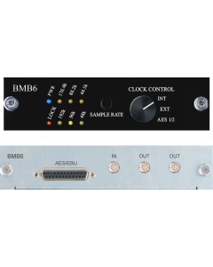 Burl Audio BMB6 AES/EBU MOTHERBOARD