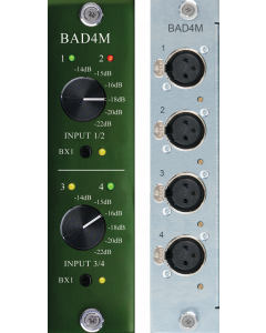 Burl BAD4M (1114) for B80