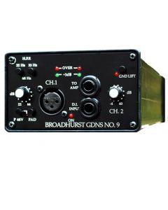 DAV Electronics BG No.9