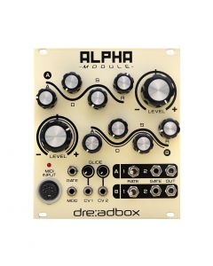 Dreadbox Alpha front