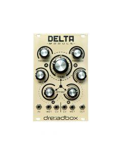 Dreadbox Delta front