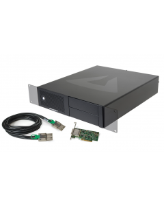 Magma ExpressBox 2200 with 8 harddrive mounts