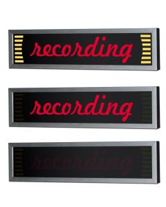 PunchLight Recording Display front
