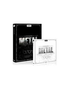 Sound Ideas Boom Library Cinematic Metal Bundle
