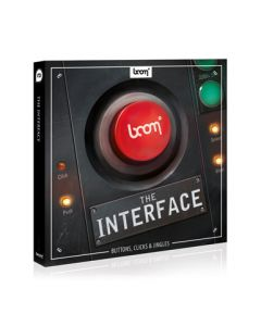 Sound Ideas Boom Library The Interface