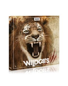 Sound Ideas Boom Library Wildcats - Tigers & Lions