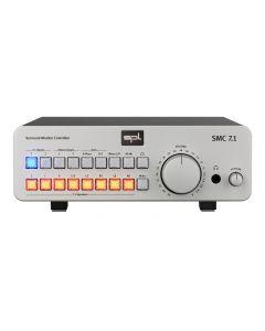 SPL SMC 7.1 White Front
