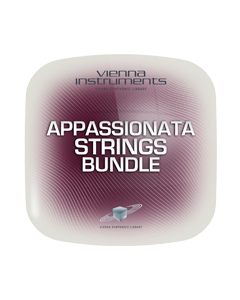 VSL Appassionata Strings Bundle Standard