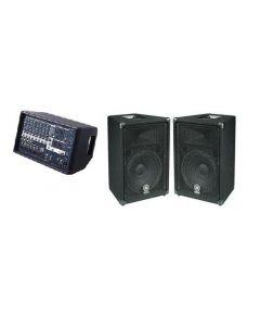 Yamaha Entertainer Large 4 PA Bundles