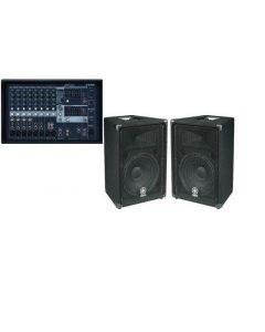 Yamaha Entertainer Medium 4 PA Bundles