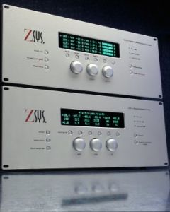 Z-Systems z-Q6 and z-CL6 six-channel mastering processors